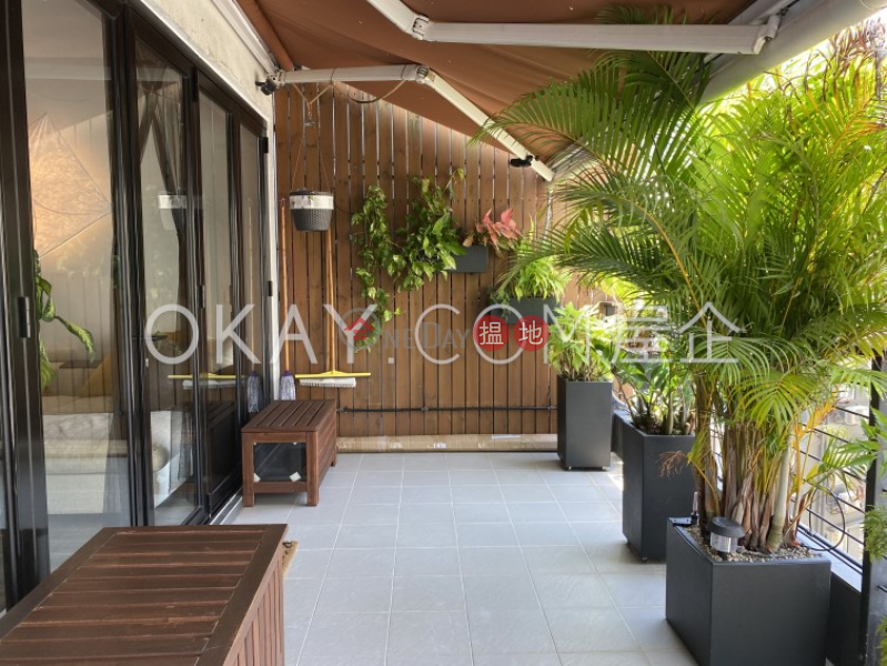 Charming 1 bedroom with terrace   For Sale, 39-49 Gage Street   Central District Hong Kong   Sales HK$ 8.6M