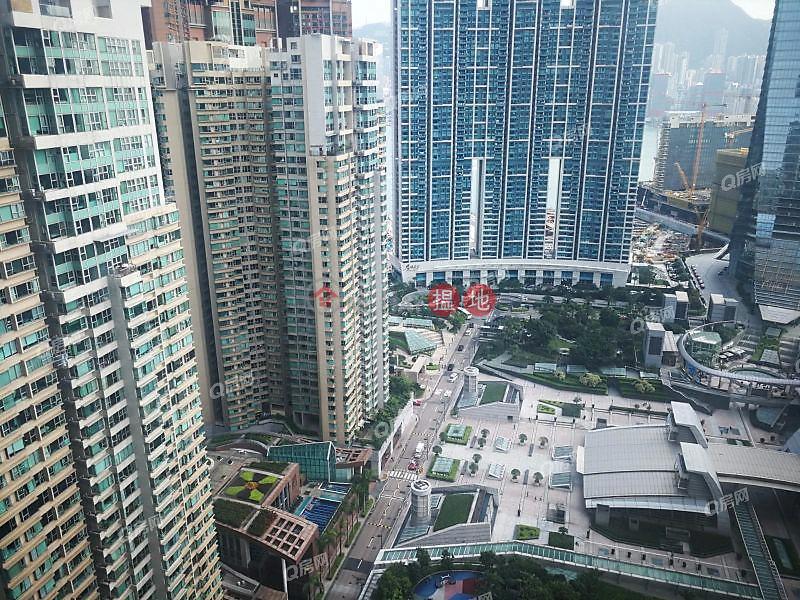 HK$ 1,980萬-擎天半島1期3座油尖旺 景觀開揚,間隔實用,鄰近地鐵,鄰近高鐵站,有匙即睇《擎天半島1期3座買賣盤》