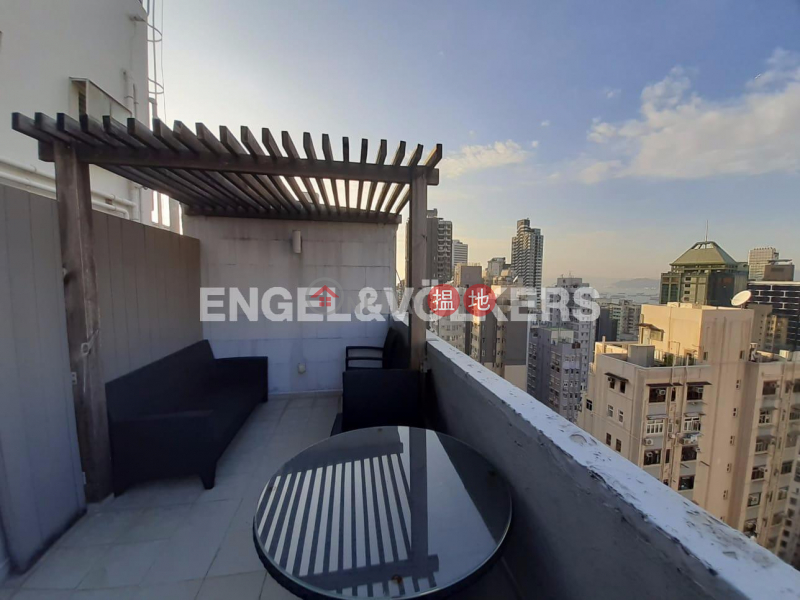 Studio Flat for Rent in Sai Ying Pun, True Light Building 真光大廈 Rental Listings | Western District (EVHK94697)