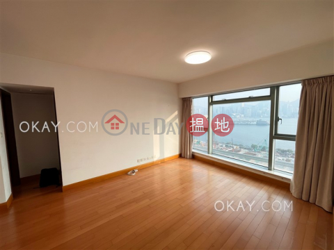 Charming 3 bedroom with balcony | Rental|Yau Tsim MongThe Harbourside Tower 1(The Harbourside Tower 1)Rental Listings (OKAY-R88441)_0
