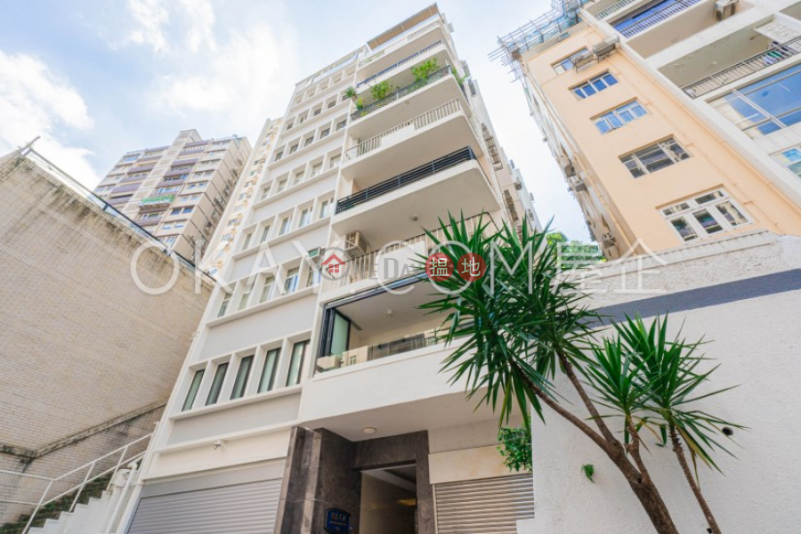HK$ 41M | Bayview Mansion Central District | Efficient 3 bedroom on high floor with balcony | For Sale