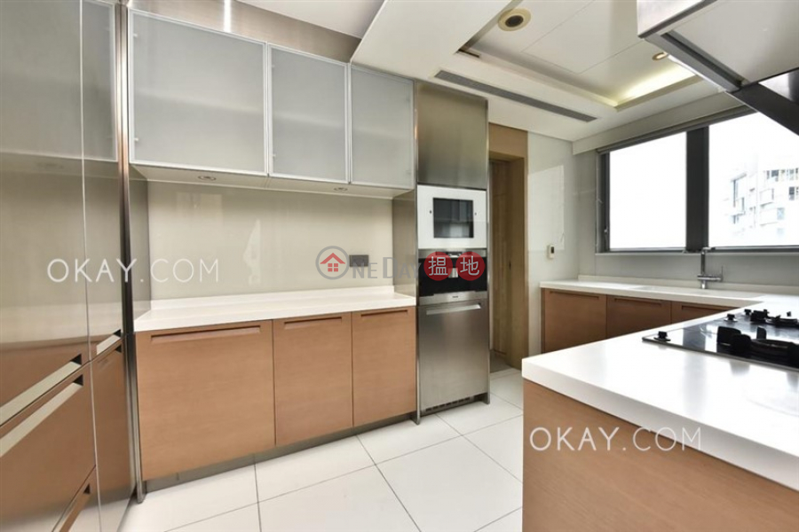 Rare 4 bedroom on high floor with balcony & parking | Rental, 31 Robinson Road | Western District Hong Kong, Rental | HK$ 88,000/ month