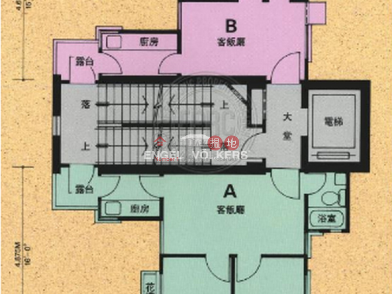 1 Bed Flat for Sale in Sai Ying Pun, 353 Queens Road West | Western District Hong Kong | Sales, HK$ 4.9M