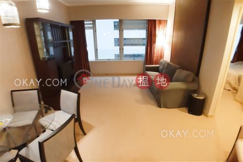 Gorgeous 1 bedroom on high floor | For Sale|Convention Plaza Apartments(Convention Plaza Apartments)Sales Listings (OKAY-S63052)_0