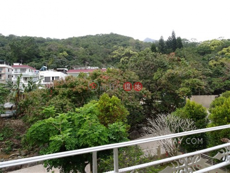 HK$ 55,000/ month   Lung Mei Village Sai Kung Stylish house with rooftop, balcony   Rental