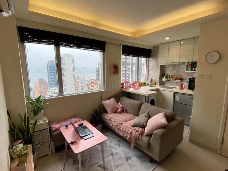 細價盤重現西營盤,福滿大廈56-72第三街   西區香港 出售HK$ 480萬