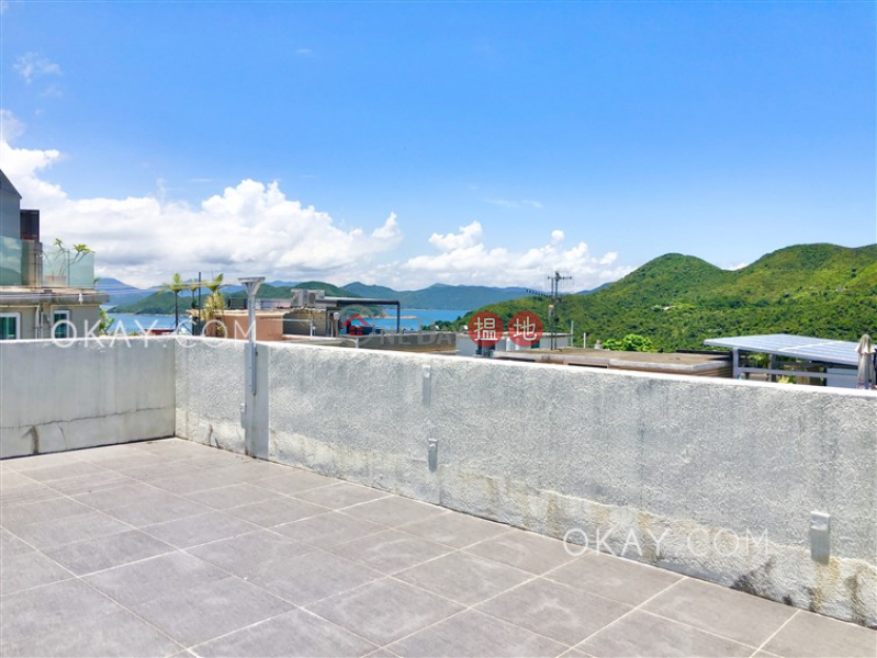 Lovely house with rooftop, balcony | Rental, Lobster Bay Road | Sai Kung Hong Kong, Rental, HK$ 54,500/ month