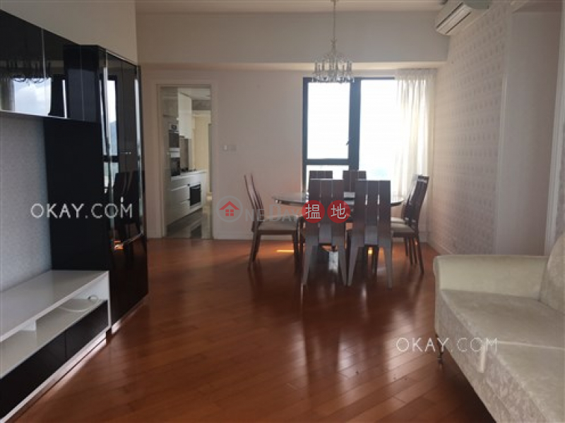 HK$ 60,000/ month | Phase 6 Residence Bel-Air Southern District, Stylish 3 bedroom on high floor with balcony & parking | Rental