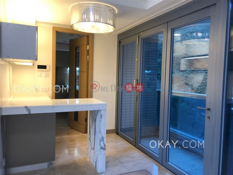 HK$ 80,000/ month   Larvotto, Southern District   Exquisite 3 bedroom with balcony & parking   Rental