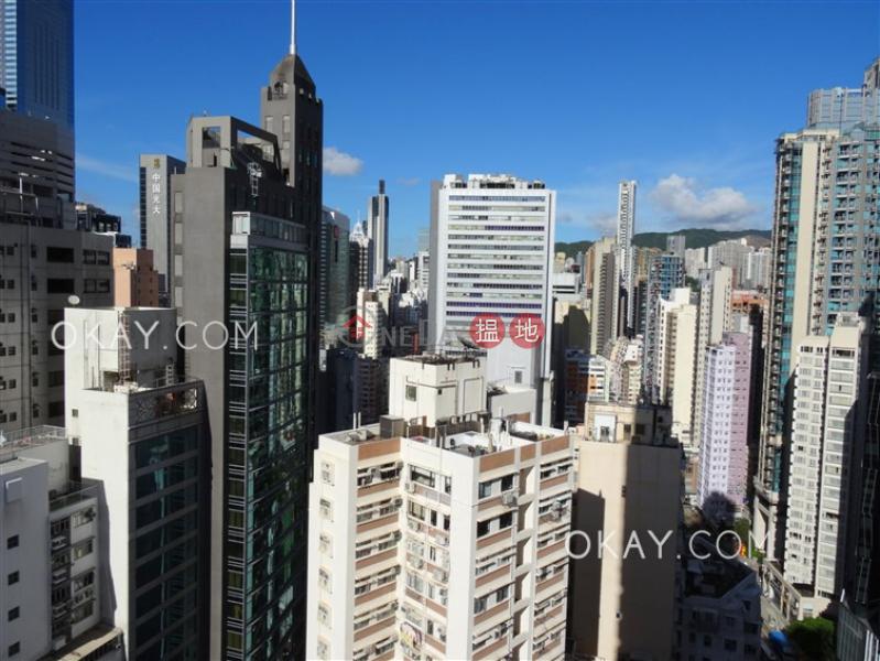 香港搵樓|租樓|二手盤|買樓| 搵地 | 住宅-出租樓盤-1房1廁,極高層,星級會所,露台《York Place出租單位》