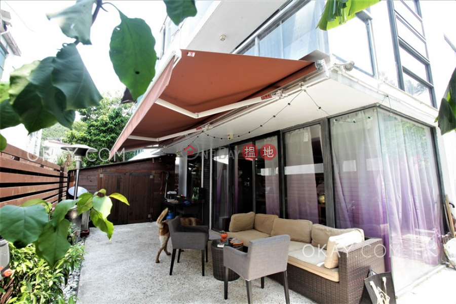 Tasteful house with terrace & balcony | For Sale | Tai Hang Hau Village 大坑口村 Sales Listings