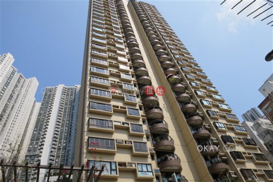 香港搵樓|租樓|二手盤|買樓| 搵地 | 住宅|出租樓盤|3房2廁,實用率高,極高層,連車位《雲暉大廈C座出租單位》