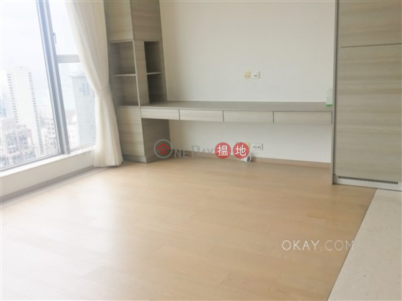 Charming 1 bed on high floor with harbour views | Rental | The Summa 高士台 Rental Listings