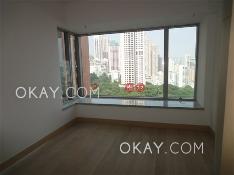 HK$ 95,000/ month | Kennedy Park At Central Central District | Unique 3 bedroom on high floor with balcony & parking | Rental