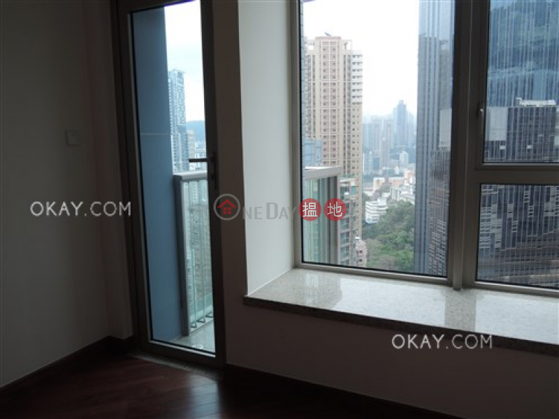 Charming 1 bedroom on high floor with balcony | Rental | The Avenue Tower 2 囍匯 2座 Rental Listings