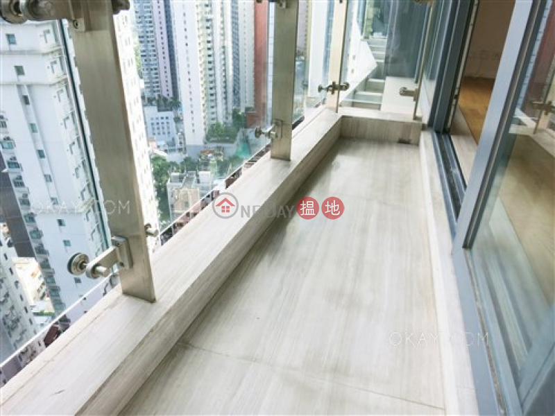 Property Search Hong Kong | OneDay | Residential Sales Listings Luxurious 3 bedroom on high floor with balcony | For Sale