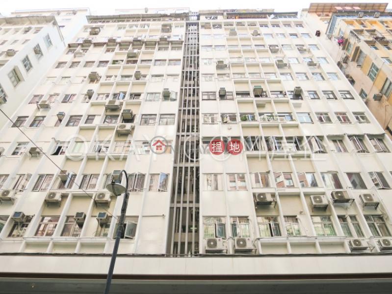 香港搵樓 租樓 二手盤 買樓  搵地   住宅出租樓盤3房2廁,實用率高,露台百德大廈出租單位