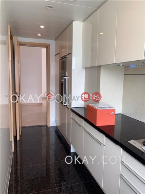 Unique 3 bedroom with sea views | Rental|Yau Tsim MongThe Masterpiece(The Masterpiece)Rental Listings (OKAY-R3269)_0