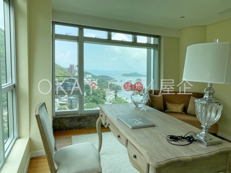 HK$ 135,000/ month, Tower 4 The Lily Southern District Rare 4 bedroom with sea views & parking   Rental