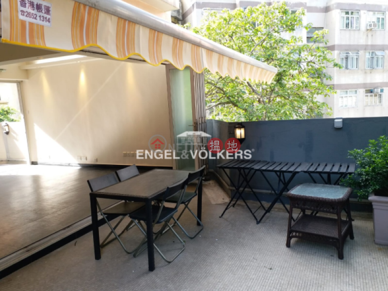 Studio Flat for Rent in Shek Tong Tsui, Tsui On Court 翠安閣 Rental Listings | Western District (EVHK42874)