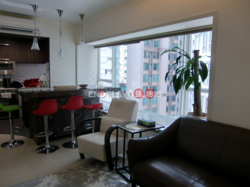 Studio Flat for Rent in Happy Valley, Le Cachet 嘉逸軒 Rental Listings | Wan Chai District (EVHK44481)