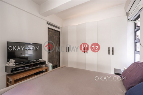 Elegant 1 bedroom with rooftop | For Sale|122 Hollywood Road(122 Hollywood Road)Sales Listings (OKAY-S287408)_0
