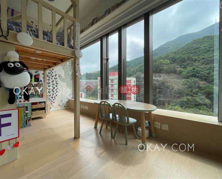 Charming 4 bedroom with balcony & parking | Rental | 233 Chai Wan Road | Chai Wan District Hong Kong, Rental, HK$ 55,000/ month