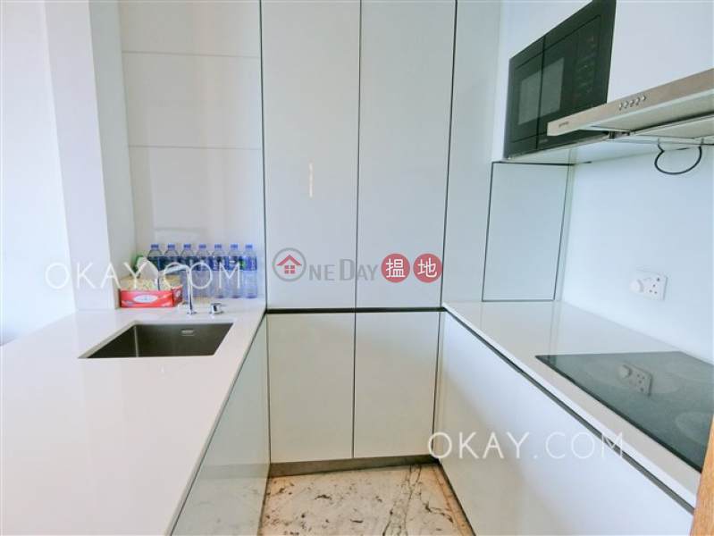 Unique 1 bedroom with balcony | For Sale, The Gloucester 尚匯 Sales Listings | Wan Chai District (OKAY-S99476)