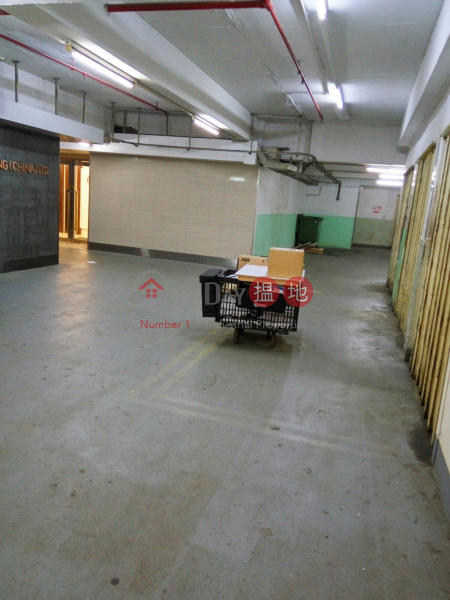 KWUN TONG IND CTR BLK 01 | 460-470 Kwun Tong Road | Kwun Tong District Hong Kong, Rental | HK$ 25,000/ month