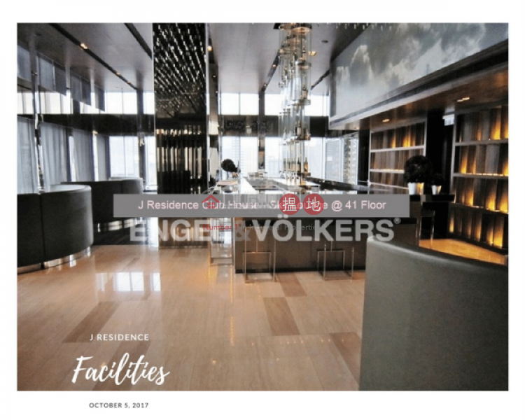 HK$ 8.8M J Residence Wan Chai District 1 Bed Flat for Sale in Wan Chai