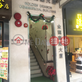 Golden Dragon Commercial Building,Yau Ma Tei, Kowloon