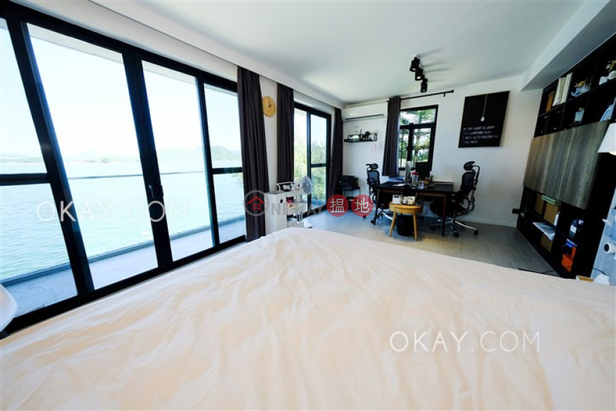 Tasteful house with sea views, rooftop & balcony | Rental Tui Min Hoi | Sai Kung Hong Kong, Rental HK$ 49,000/ month