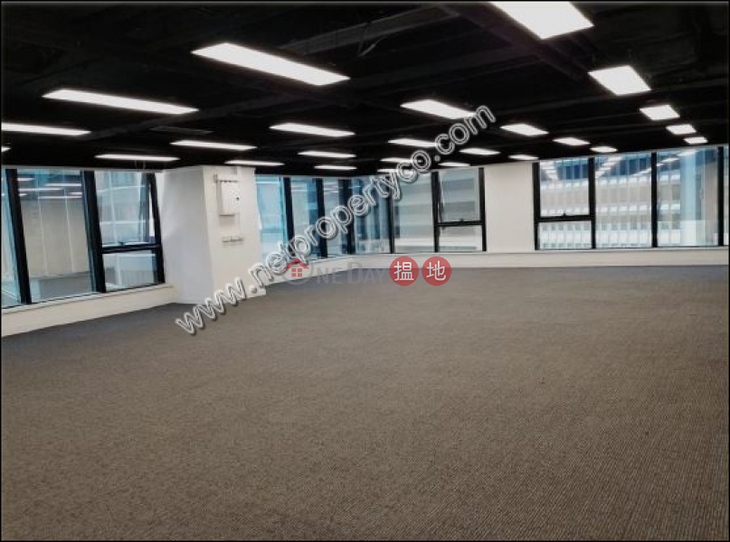 Modern decorated office for rent in Wan Chai | Emperor Group Centre 英皇集團中心 Rental Listings