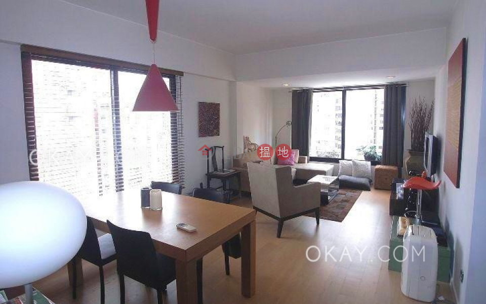 Property Search Hong Kong | OneDay | Residential | Sales Listings | Tasteful 1 bedroom on high floor with rooftop | For Sale