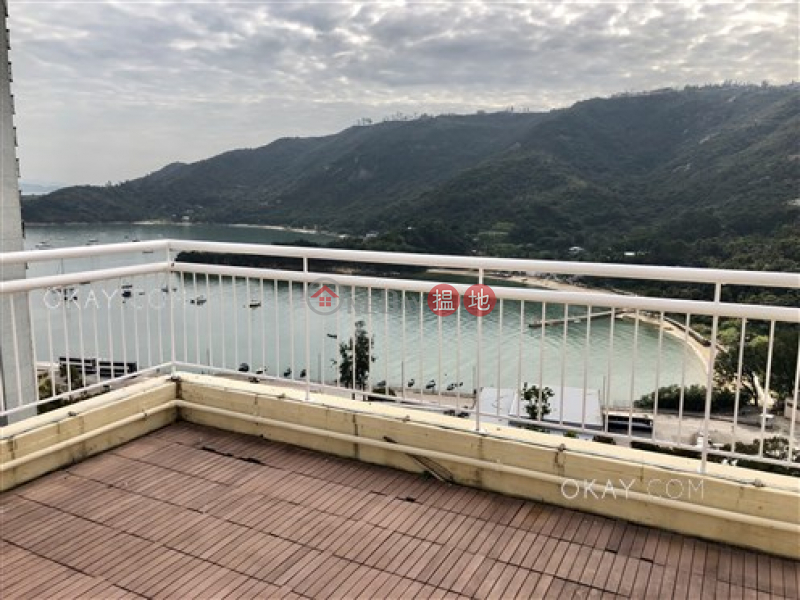 HK$ 15.99M | Discovery Bay, Phase 4 Peninsula Vl Caperidge, 13 Caperidge Drive Lantau Island | Luxurious 3 bed on high floor with sea views & rooftop | For Sale