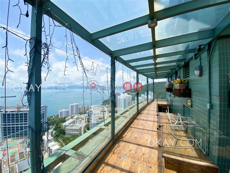5房3廁,極高層,海景,星級會所豪峰出租單位118薄扶林道   西區 香港出租 HK$ 118,000/ 月