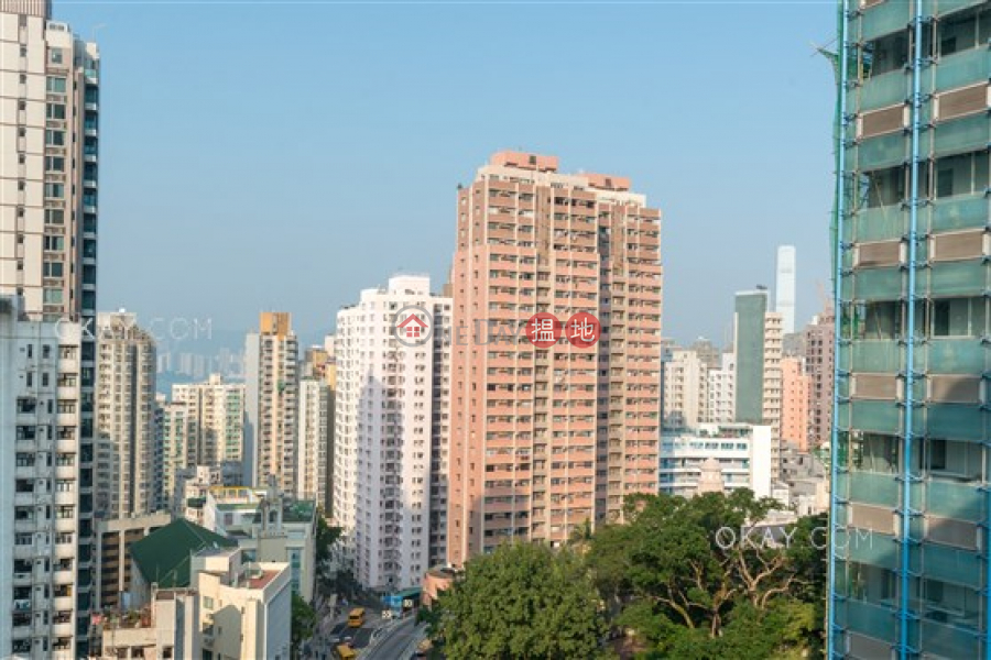 Efficient 1 bed on high floor with rooftop & terrace | For Sale 64-68 Pok Fu Lam Road | Western District | Hong Kong | Sales HK$ 23.8M