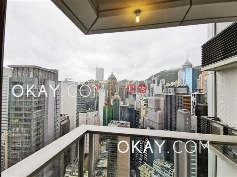 Beautiful 3 bedroom on high floor with balcony | Rental, 23 Graham Street | Central District Hong Kong, Rental, HK$ 61,000/ month