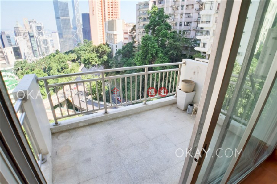 Stylish 3 bedroom with balcony & parking | Rental, 3A-3G Robinson Road | Western District, Hong Kong Rental, HK$ 74,000/ month