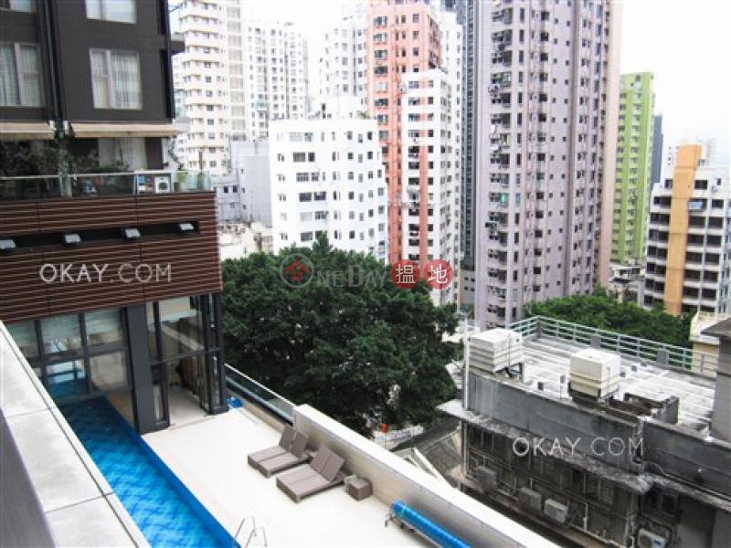 2房2廁,星級會所,露台《高士台出租單位》23興漢道 | 西區-香港-出租HK$ 55,000/ 月
