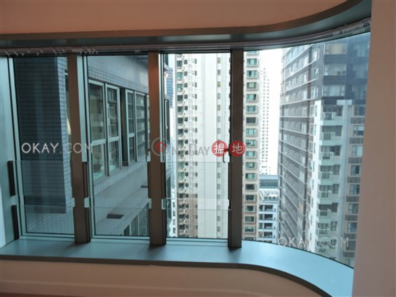 HK$ 40,000/ month Casa Bella | Central District | Rare 3 bedroom in Mid-levels West | Rental
