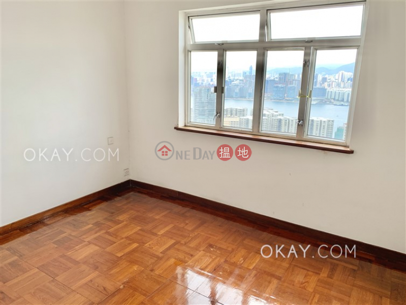 Nicely kept 3 bed on high floor with harbour views | Rental 116-126 Tin Hau Temple Road | Eastern District | Hong Kong, Rental, HK$ 55,000/ month