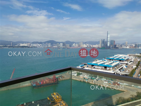 2房1廁,極高層,星級會所,露台《維壹出租單位》|維壹(Harbour One)出租樓盤 (OKAY-R94934)_0