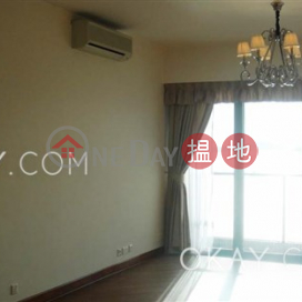 Exquisite 3 bed on high floor with sea views & balcony | Rental