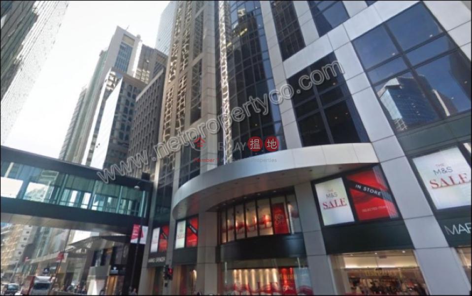 新世界大廈|中區新世界大廈(New World Tower)出租樓盤 (A057211)