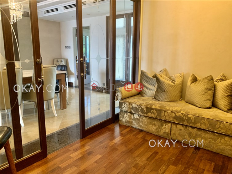 HK$ 80,000/ month | Savoy Court Western District | Exquisite 3 bedroom with harbour views & balcony | Rental