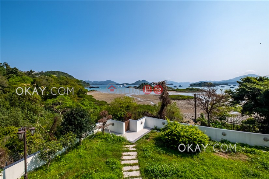 Gorgeous house in Sai Kung | For Sale, Wong Chuk Wan Village House 黃竹灣村屋 Sales Listings | Sai Kung (OKAY-S306383)