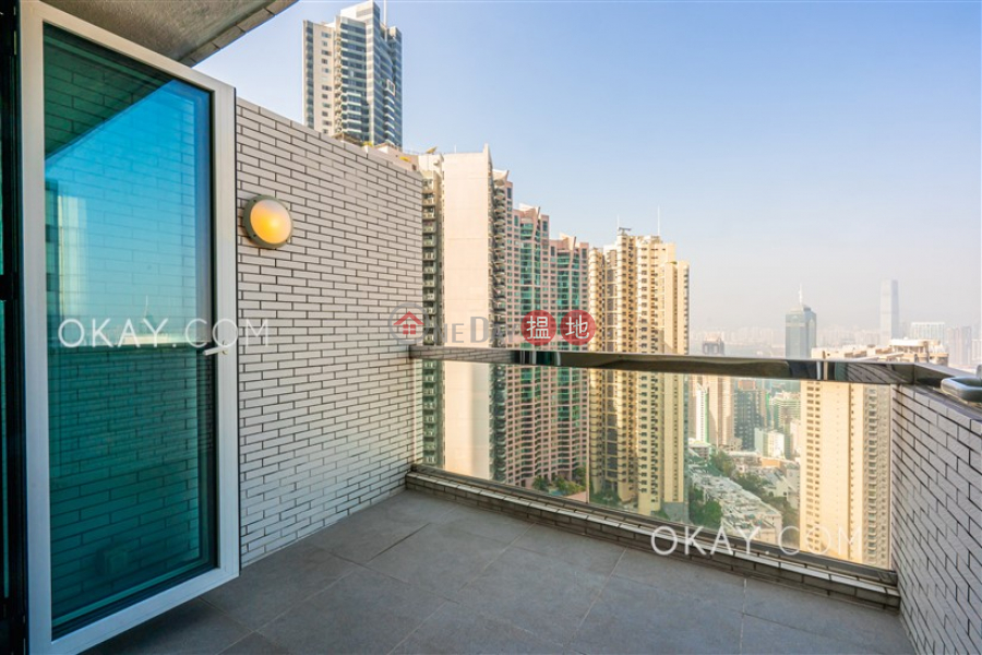 Property Search Hong Kong | OneDay | Residential, Rental Listings Beautiful 3 bed on high floor with harbour views | Rental
