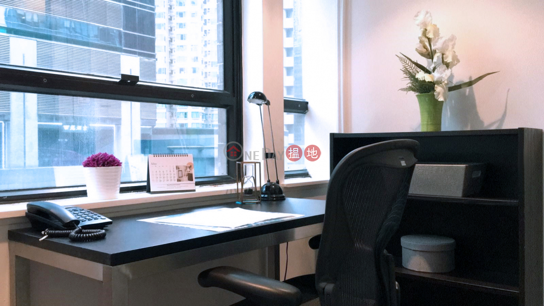 Property Search Hong Kong | OneDay | Office / Commercial Property | Rental Listings Mau I Business Centre 1-pax Serviced Office $1,688 up per month