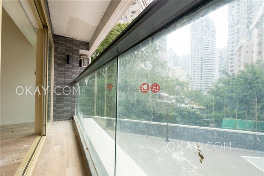 Rare 1 bedroom with balcony | Rental 74-76 MacDonnell Road | Central District, Hong Kong | Rental, HK$ 40,000/ month